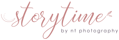 nt photography | storytime logo